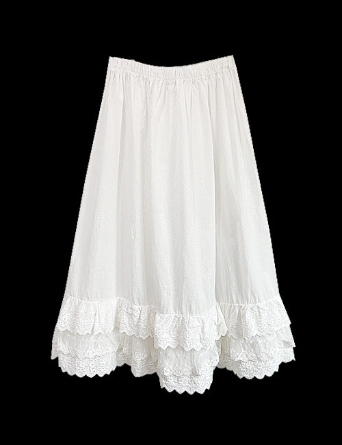 Pure 3lace skirt